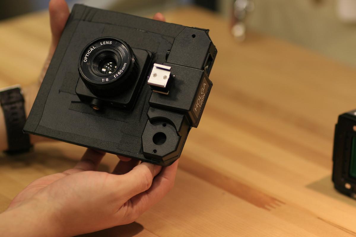 FLICKR Holga Phase One DIY Hardware