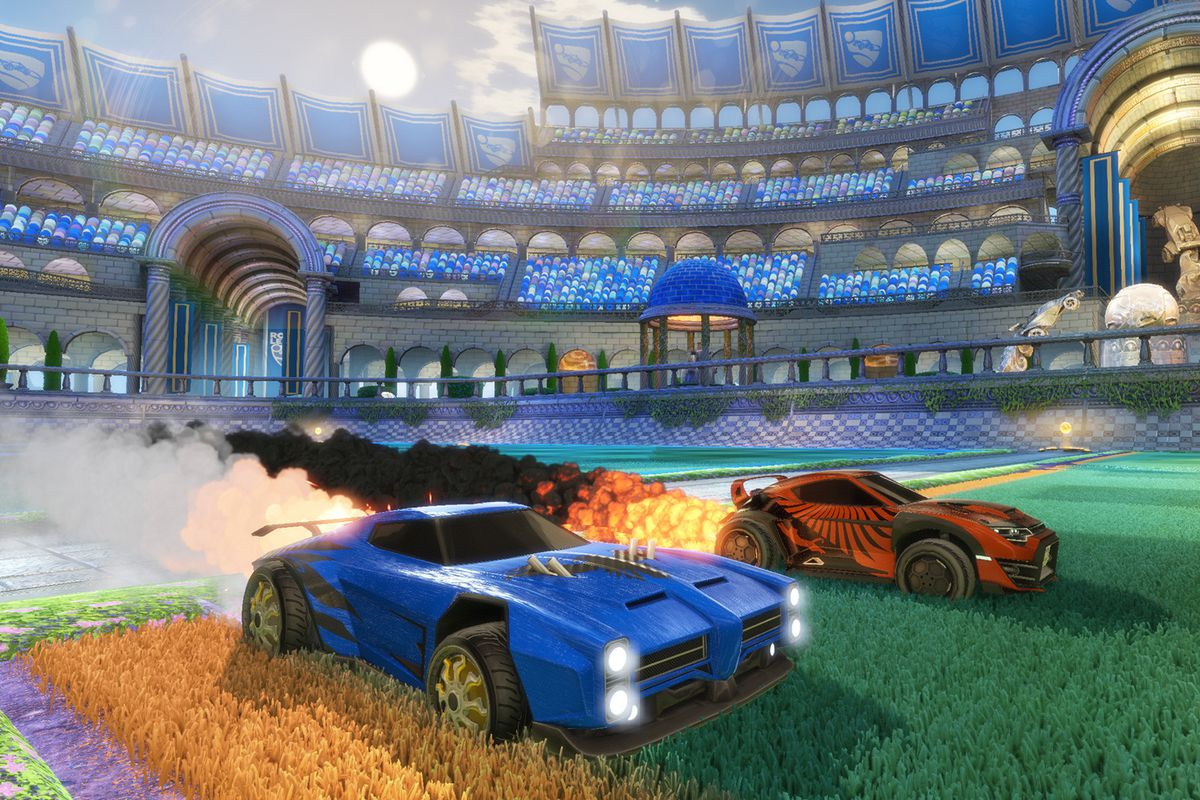 rocket league free online game