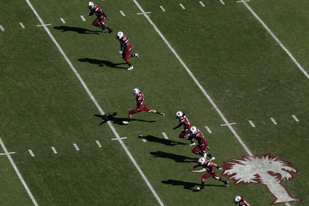 Gamecocks special teams have been an area of concern for years now.