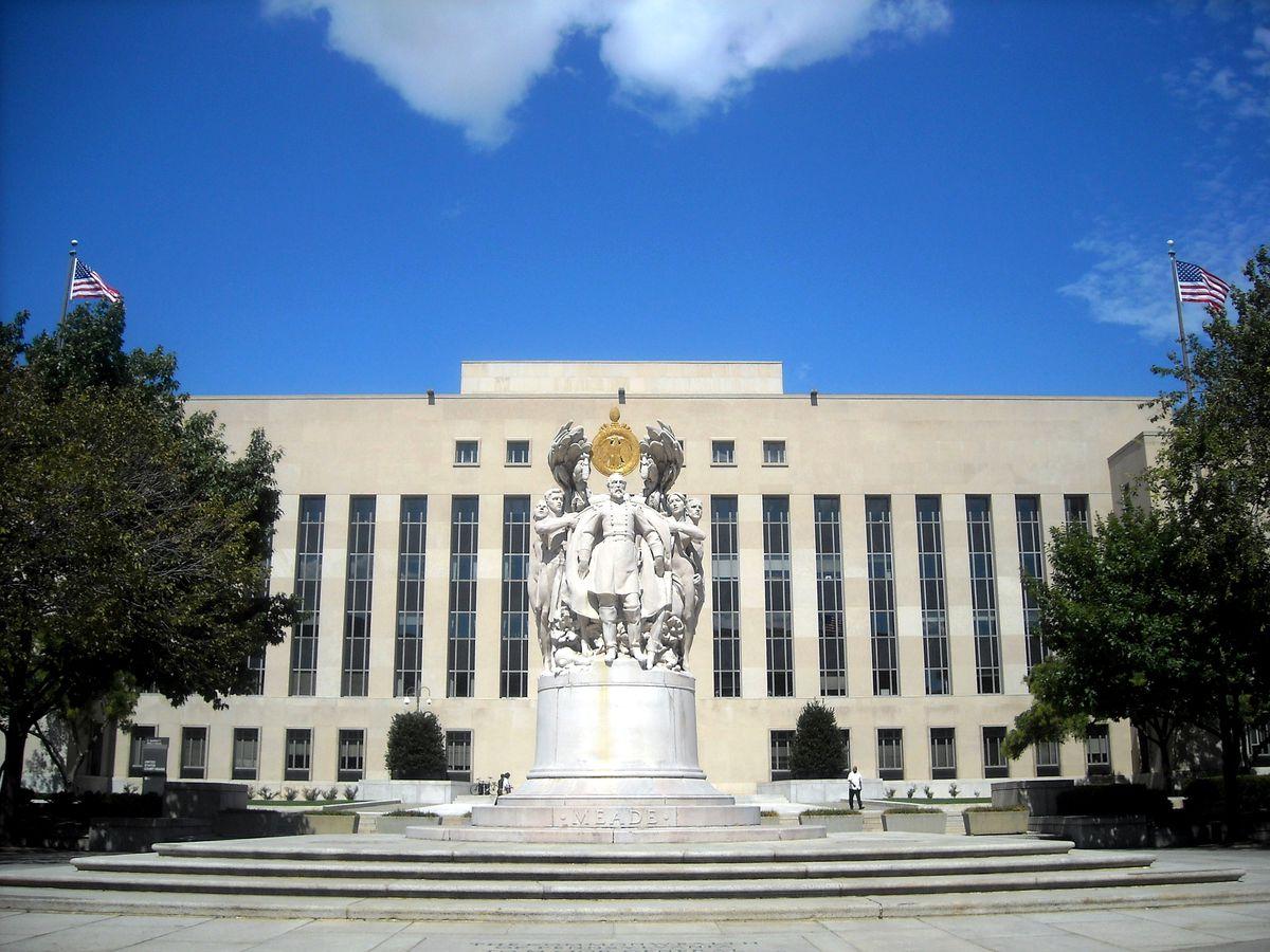 The E. Barrett Prettyman Federal Courthouse