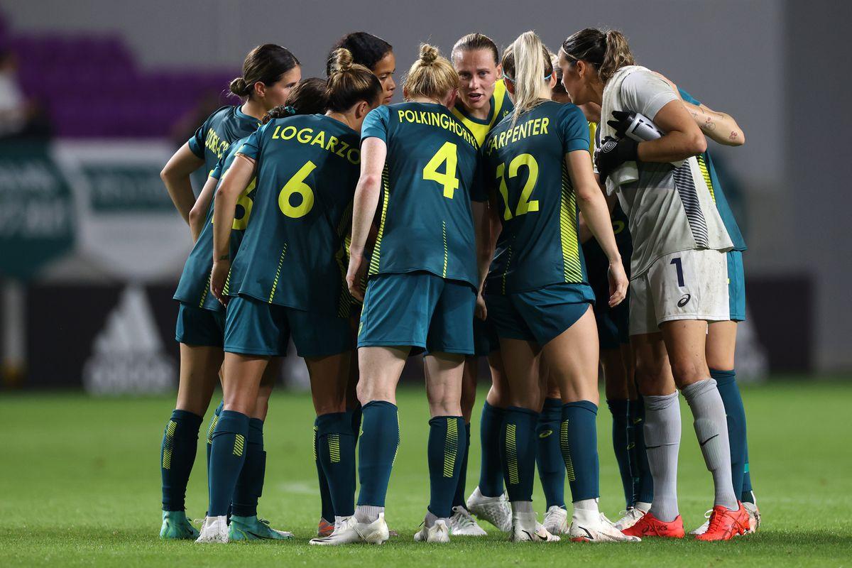 Japan v Australia - Women's International Friendly
