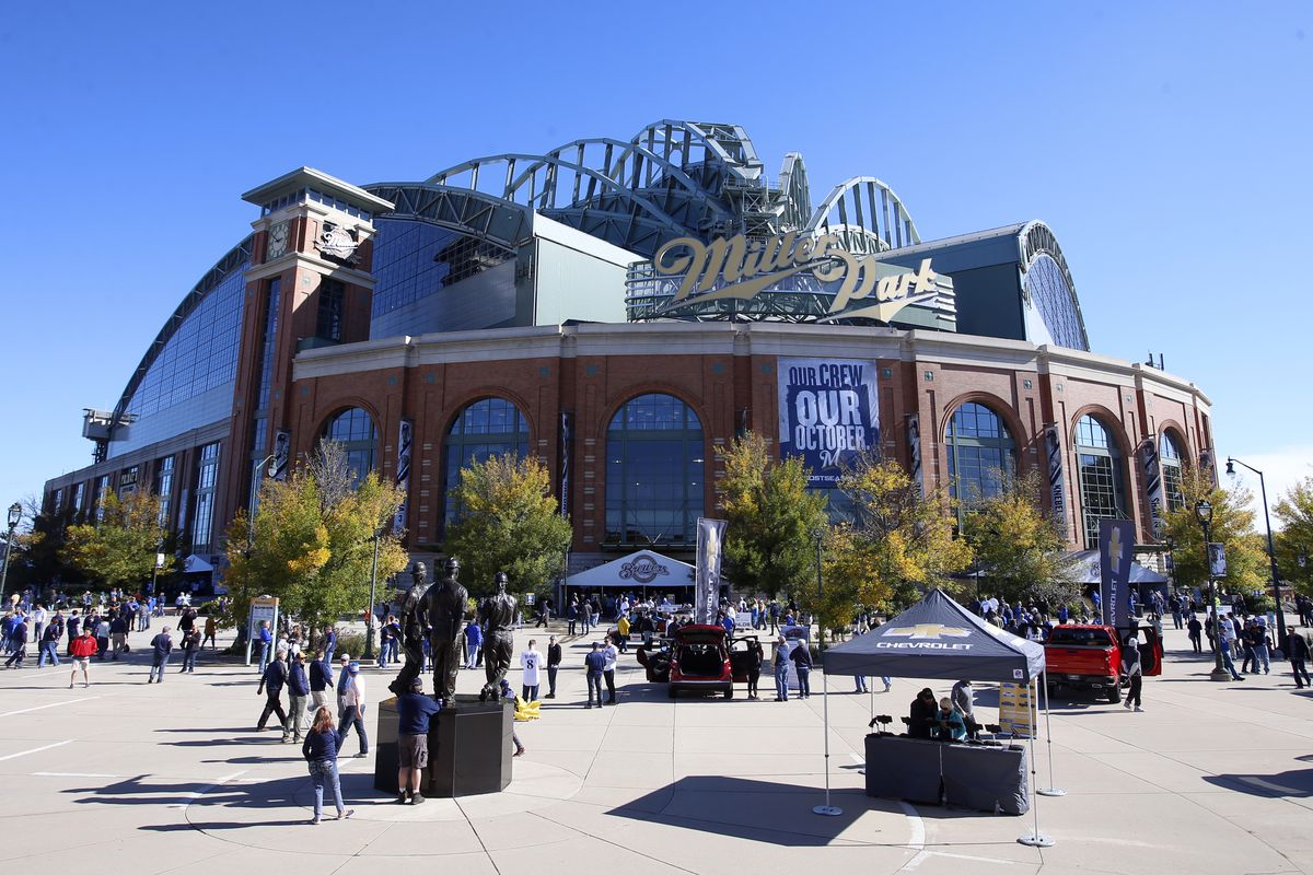National League Divsion Series Game 1: Colorado Rockies v. Milwaukee Brewers
