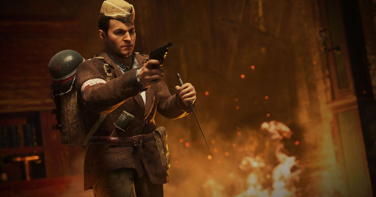 Call of Duty: WWII is getting a Prop Hunt mode