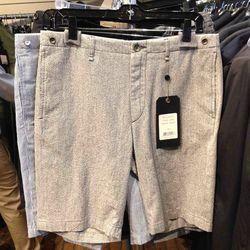 Men's shorts, $98
