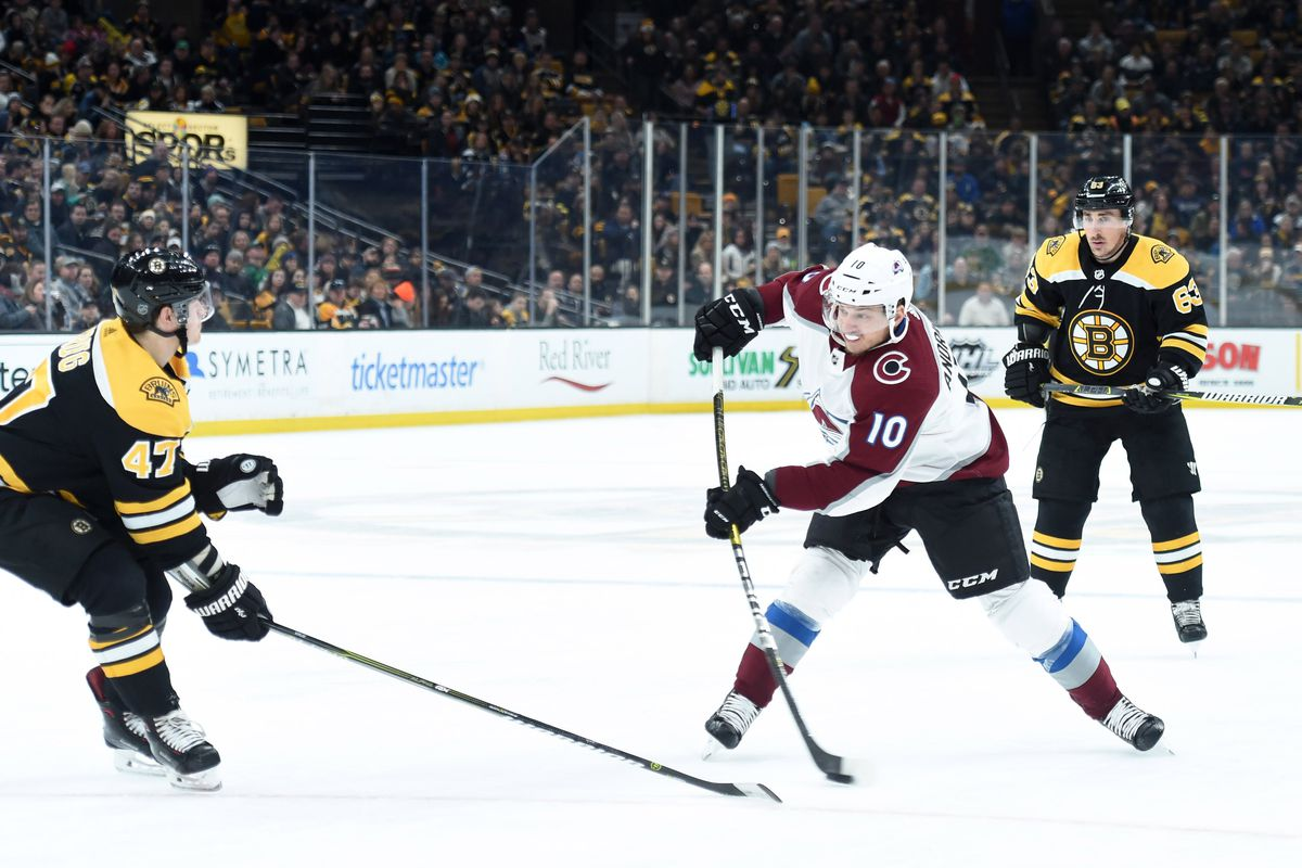 Morning Flurries Torey Krug Reportedly On The Move Mile High Hockey