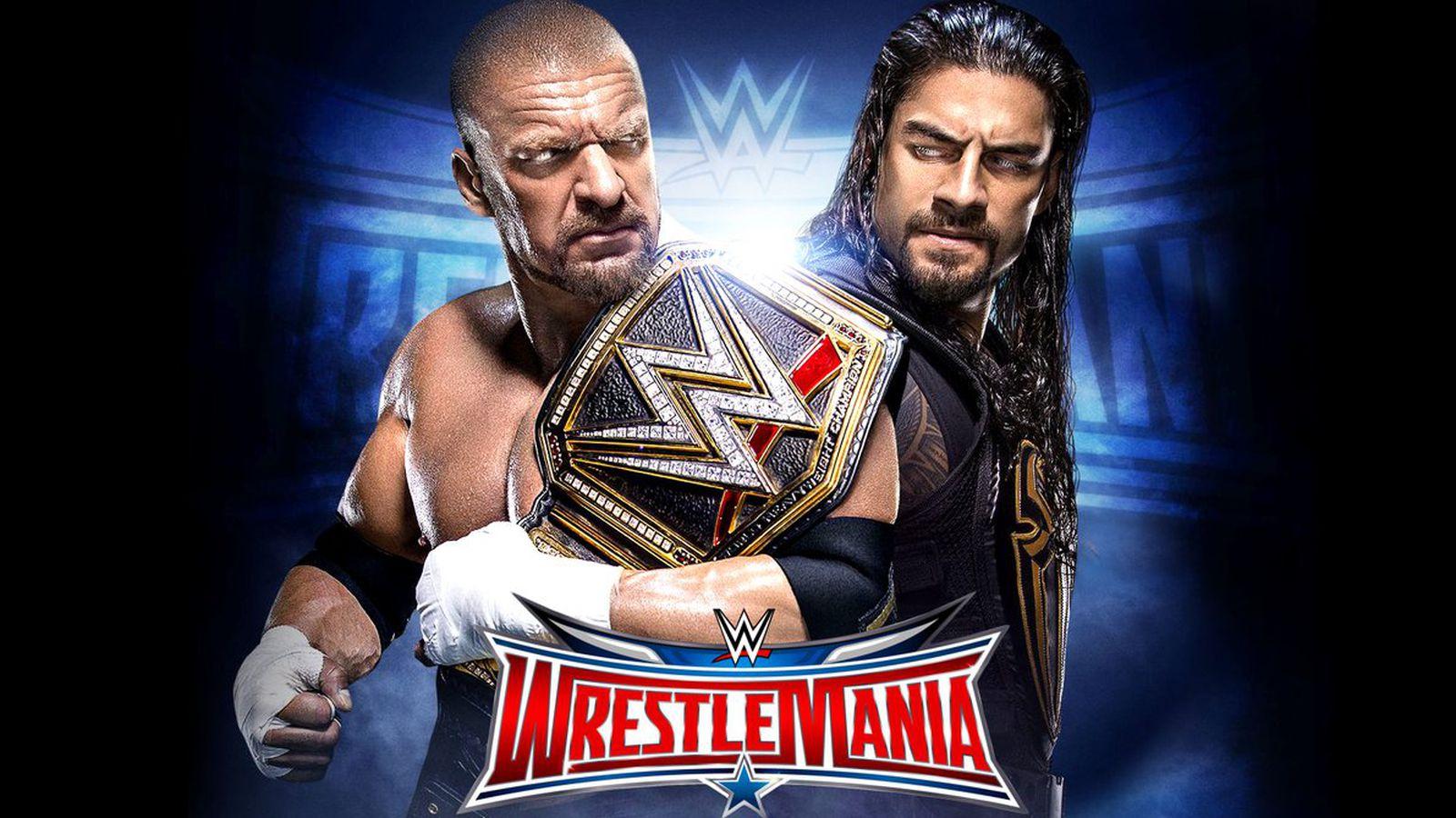 Wrestlemania 2016 date