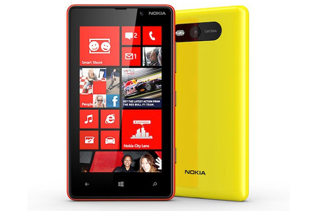 Lumia 820 padded