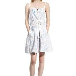 """<a href=""""http://www.marcjacobs.com/marc-jacobs/womens/ss12-and-re12-ready-to-wear/w51116508/deco-ripstop-sundress"""">Deco Ripstop Sundress</a>, $597 (was $995)"""