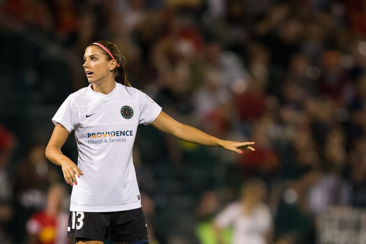 Not even the return of Alex Morgan could give Portland Thorns FC their first road win over Sky Blue FC.