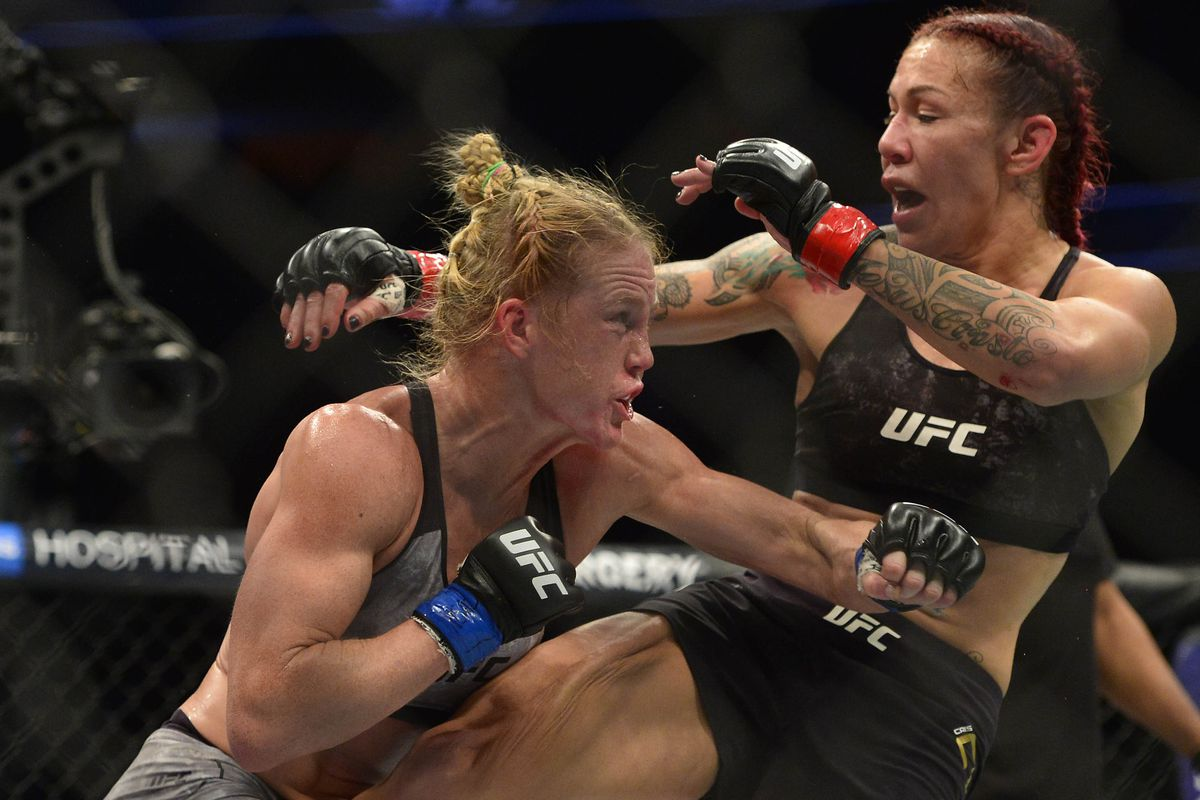 UFC 219 scorecards: Holly Holm...