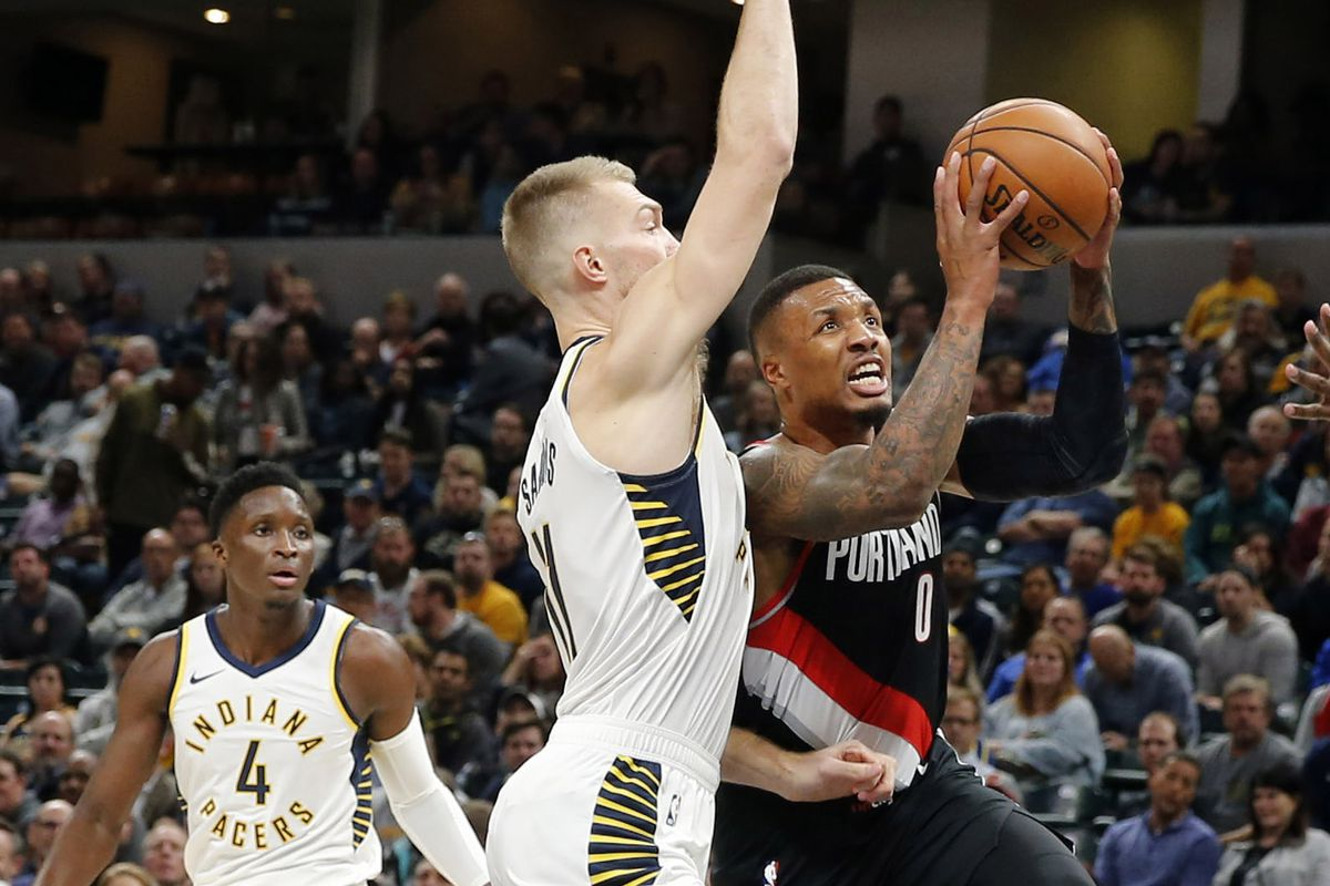 Pacers vs. Trail Blazers: Game thread, lineups, TV info and more