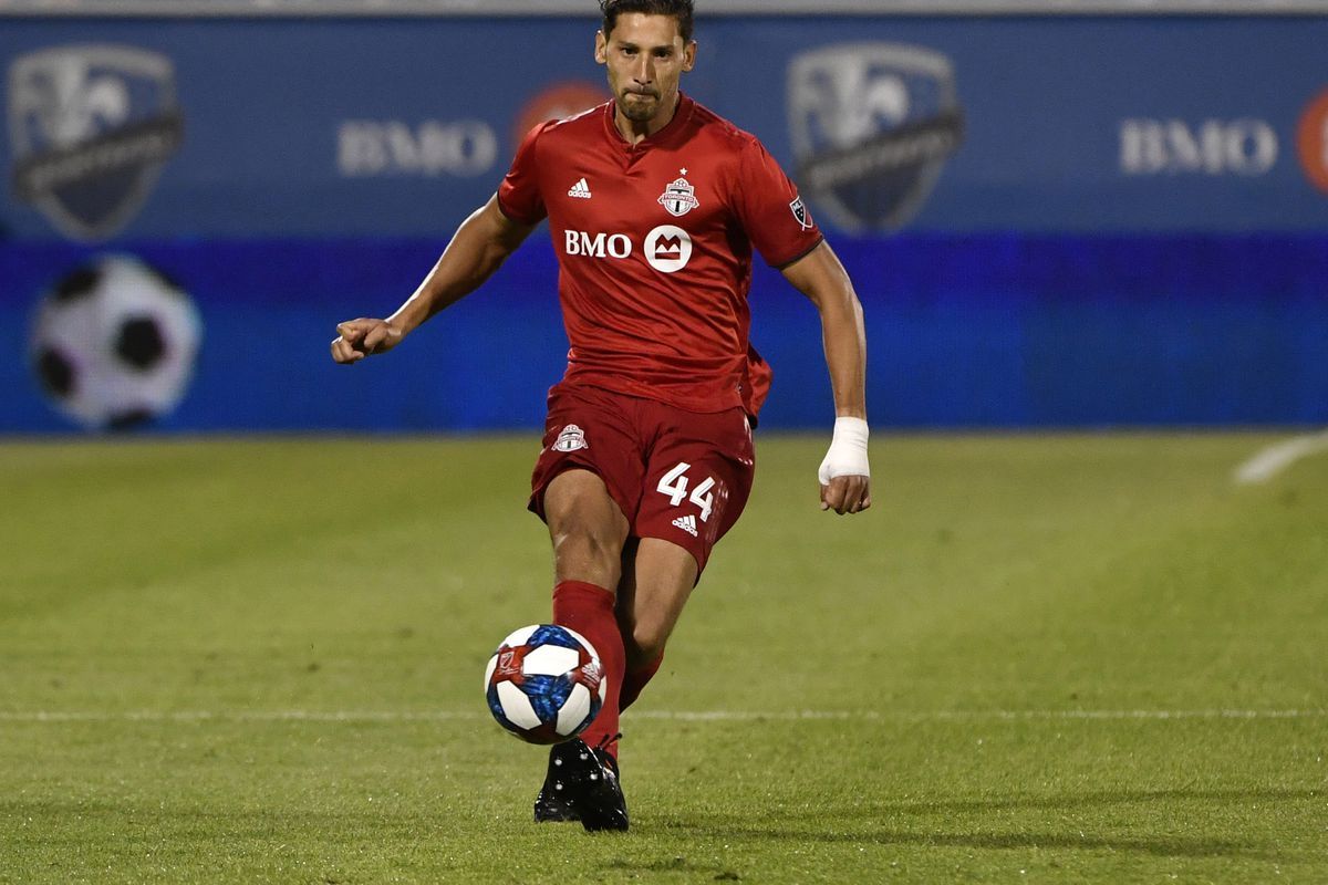 Predicting Toronto FC's lineup against the New York Red Bulls