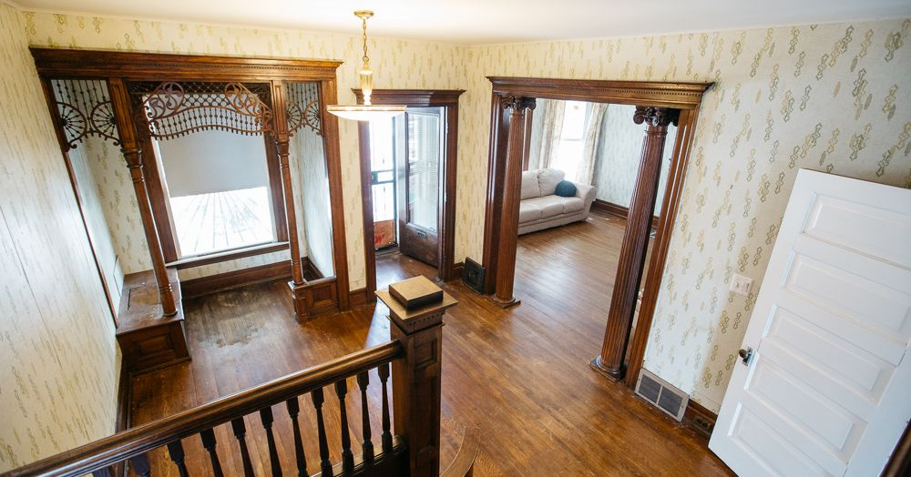 Southwest Detroit Home With Beautiful Woodwork Lists For