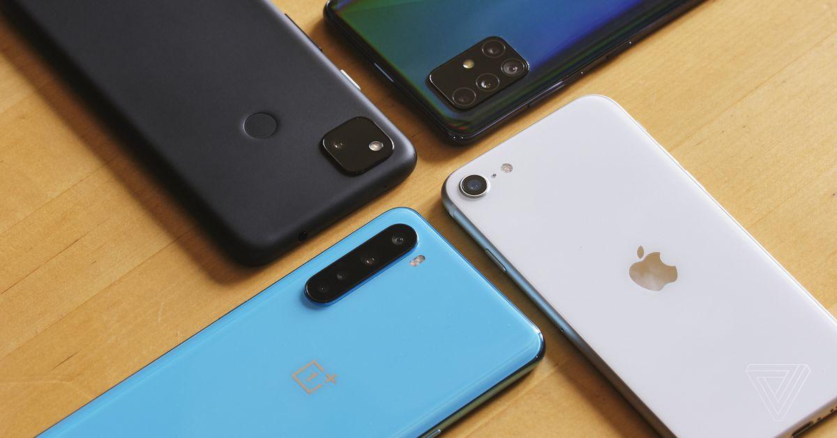 Best budget phone 2021: seven smartphones for under 0