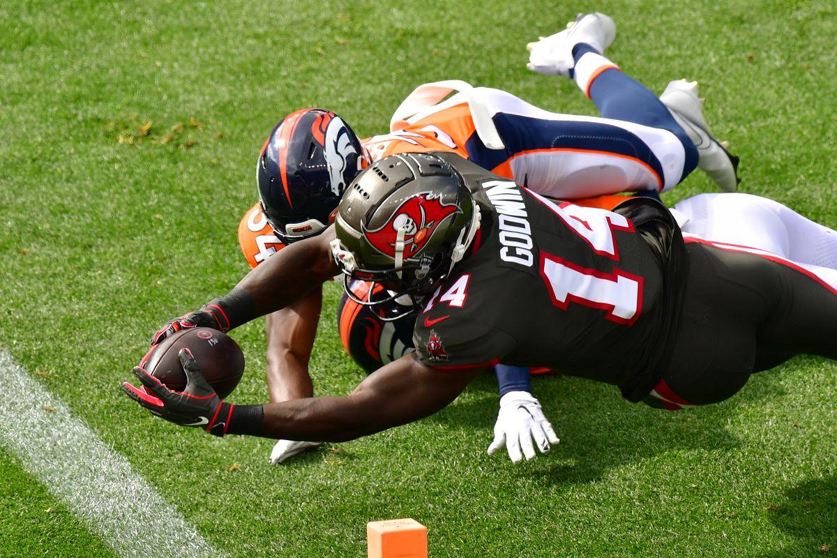 Denver Broncos, Tampa Bay Buccaneers,