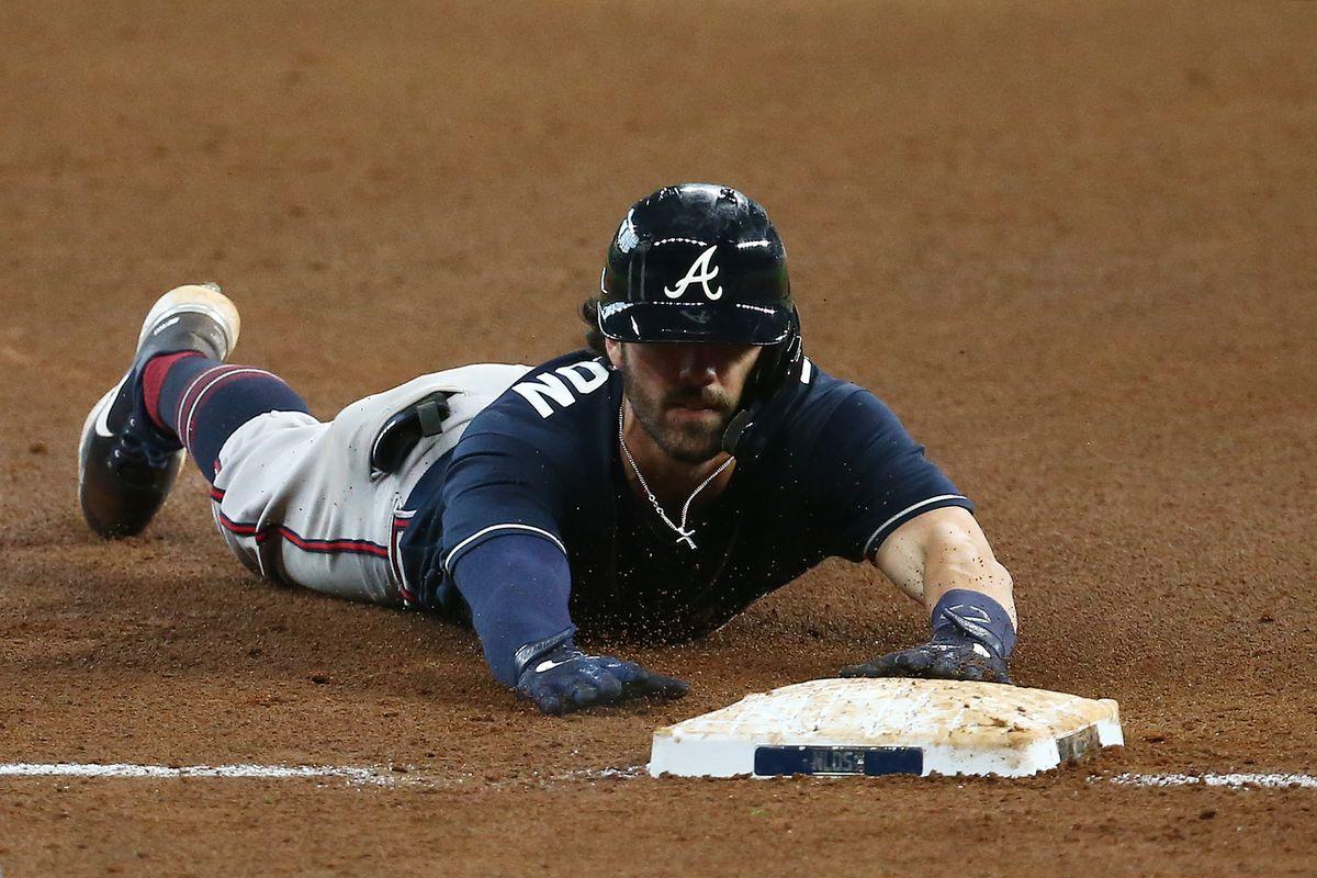 MLB: NLDS-Atlanta Braves at Miami Marlins