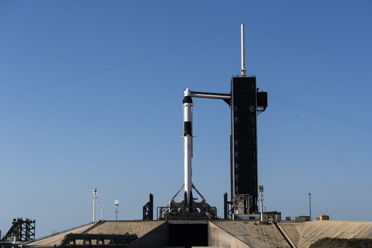 - 49920648403 bfe2282f68 o  1  - SpaceXCrew Dragon launch: what to expect from the company's first human mission tospace