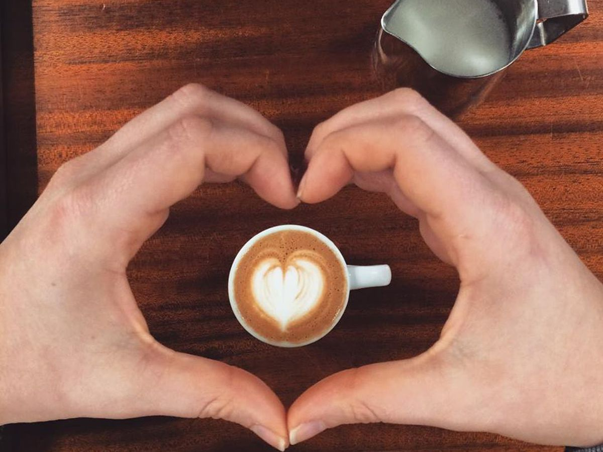 Bard Coffee in Portland is known for its latte art