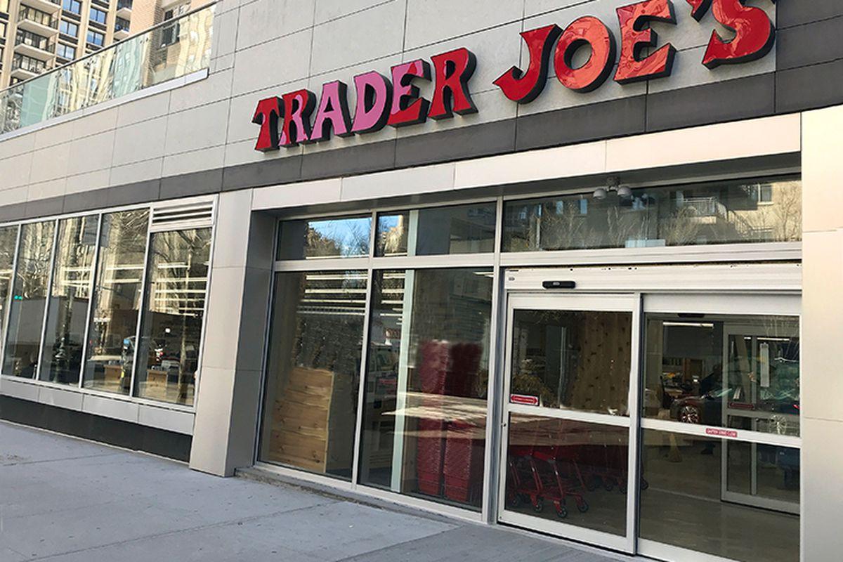 Trader Joe's at 670 Columbus Ave.