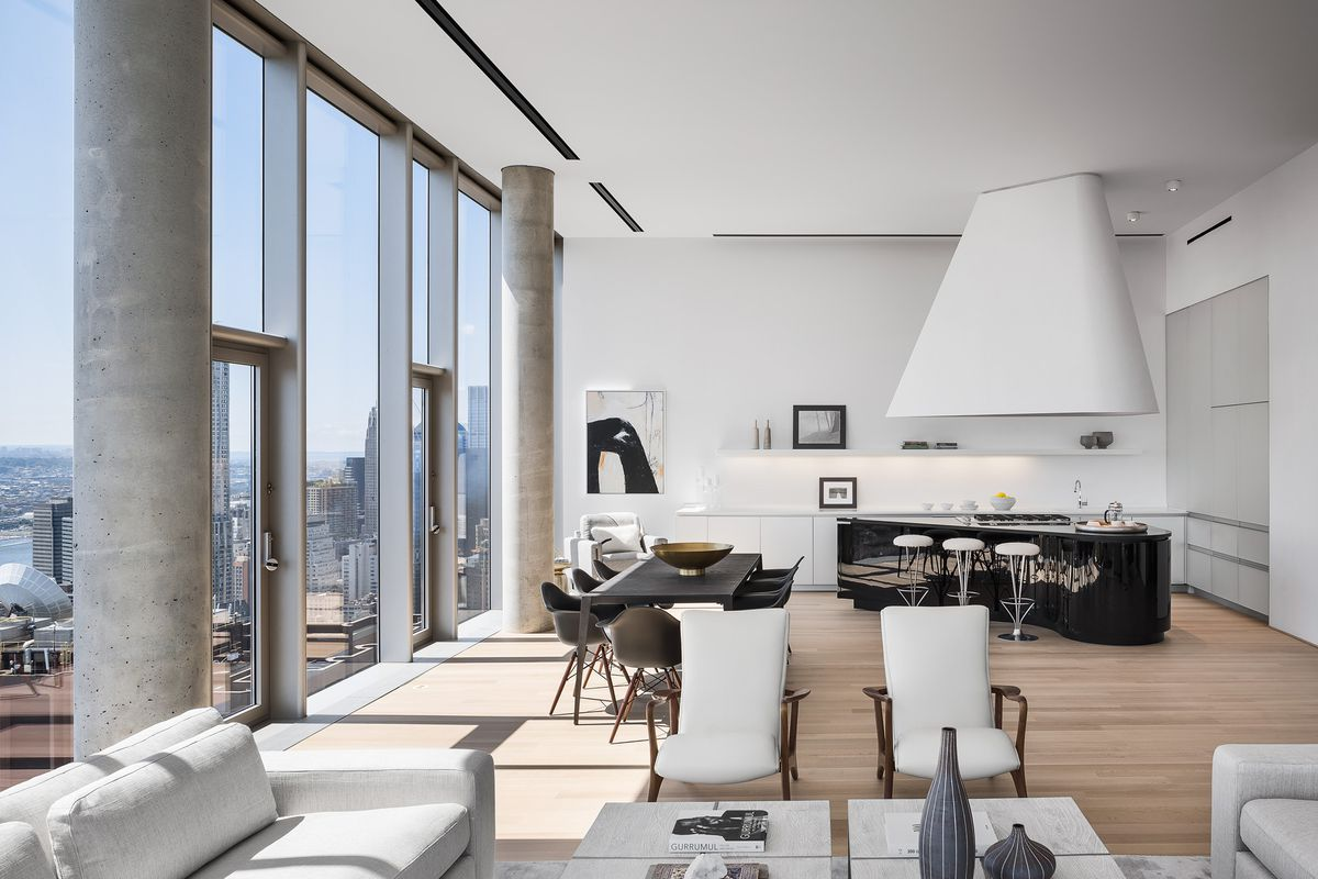 Stand In 56 Leonard S 52nd Floor Penthouse Sort Of