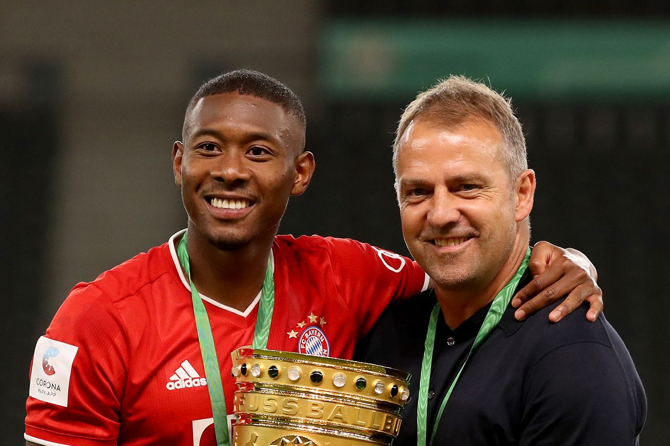 Pep Guardiola covets David Alaba for Manchester City