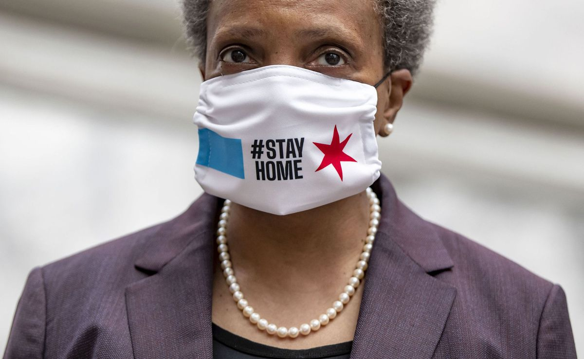 Mayor says Chicago reopening on the horizon but warns against ignoring stay-at-home order