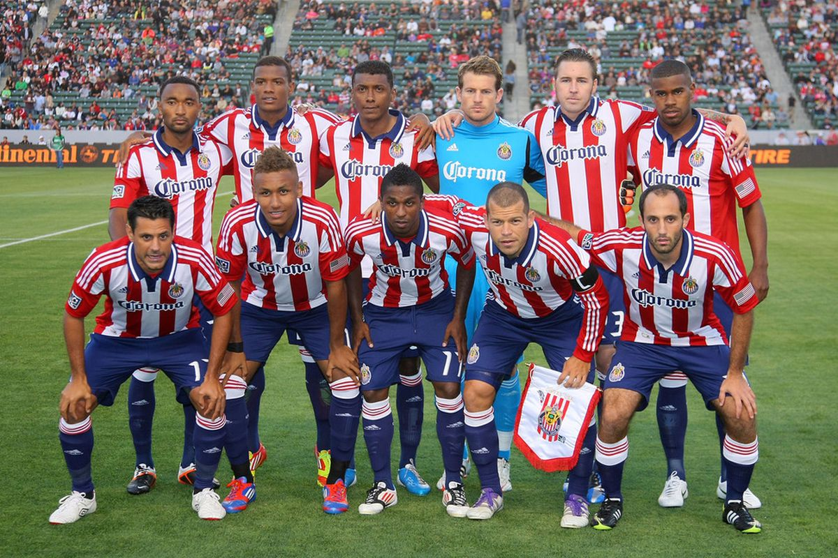 CARSON, CA - MAY 19:  Chivas USA enter the U.S. Open Cup tonight (Photo by Victor Decolongon/Getty Images)