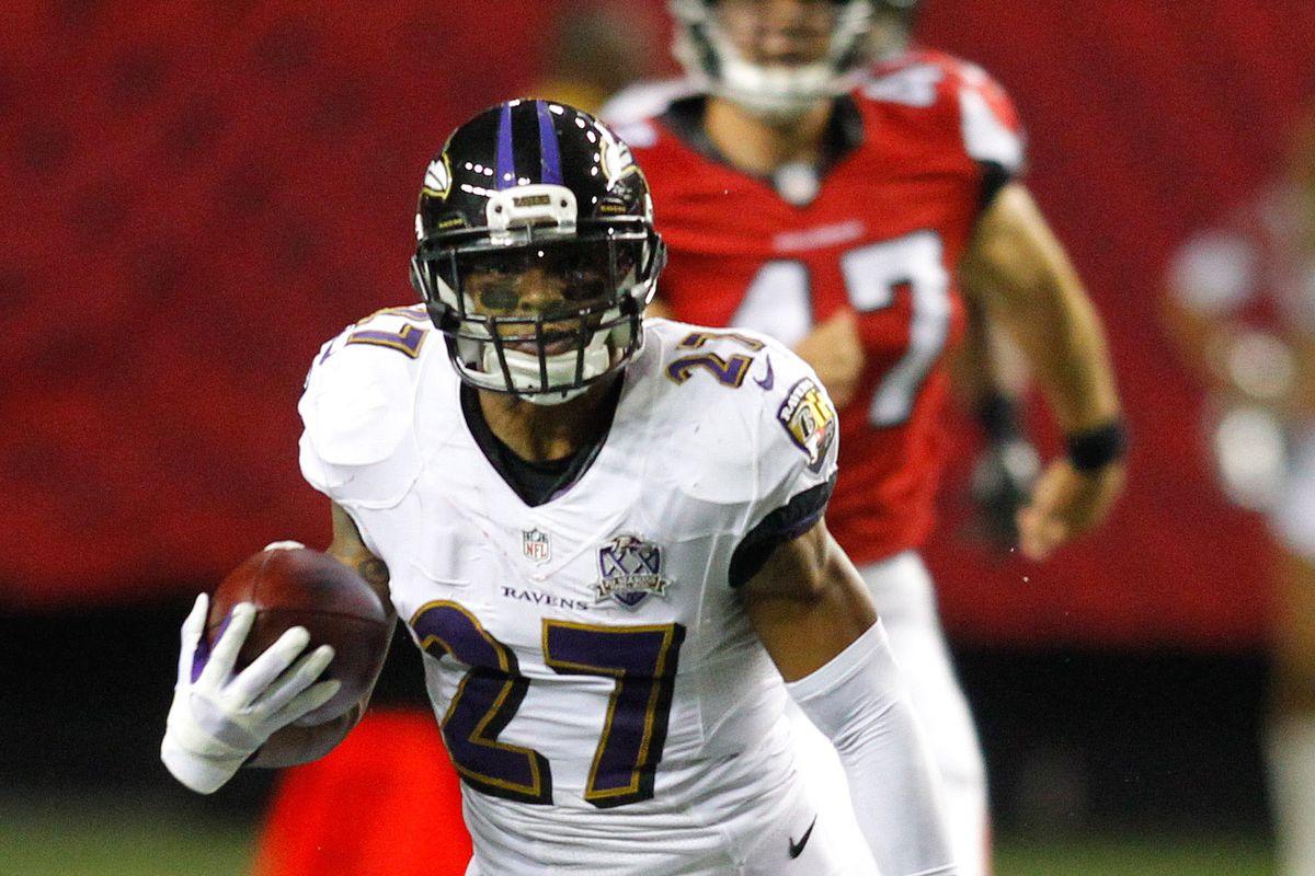 NFL: Preseason-Baltimore Ravens at Atlanta Falcons
