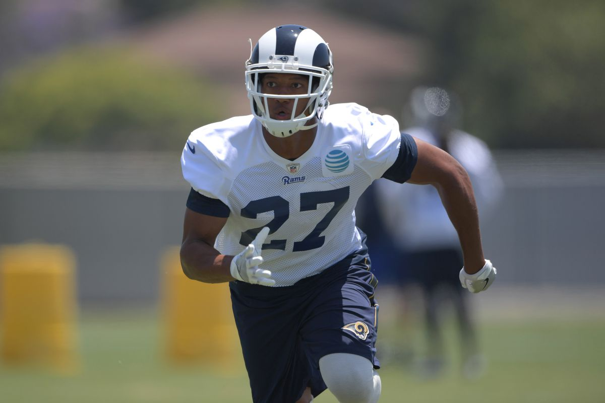 newest 830cc bc7bd 2017 Rams Roster Preview: S Isaiah Johnson, Take Two - Turf ...