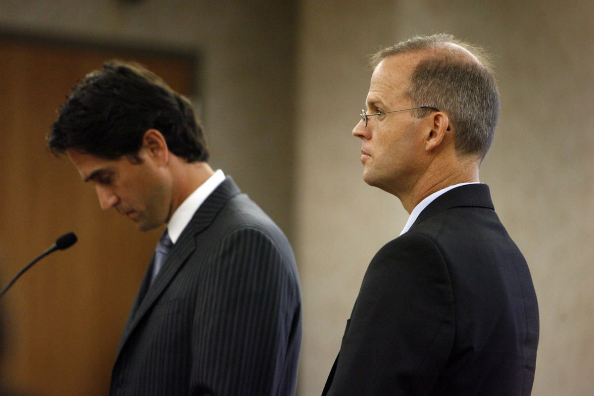 Ex-Provo councilman sues for 'malicious prosecution' in