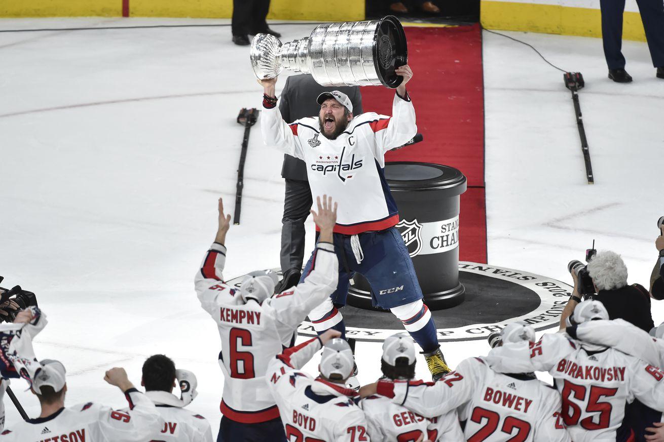 Washington Capitals v Vegas Golden Knights - Game Five