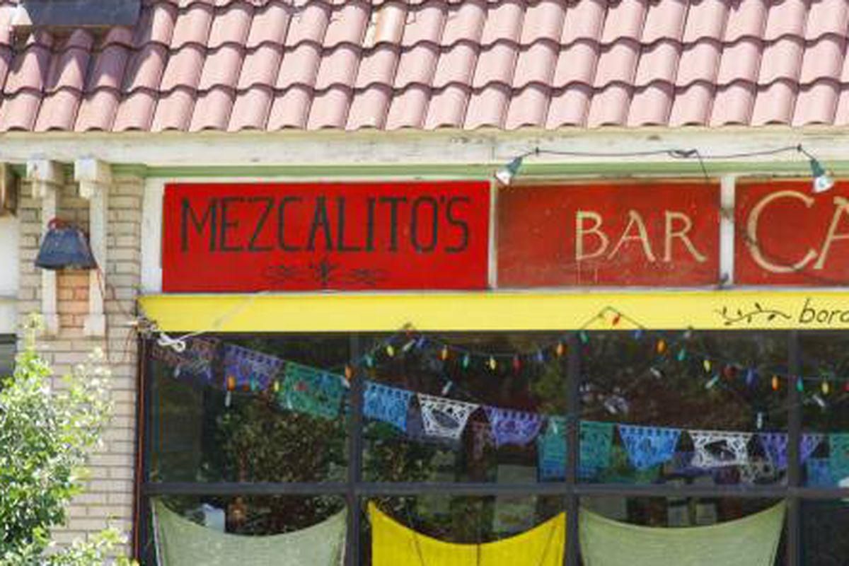 Mezcalito's Cantina.