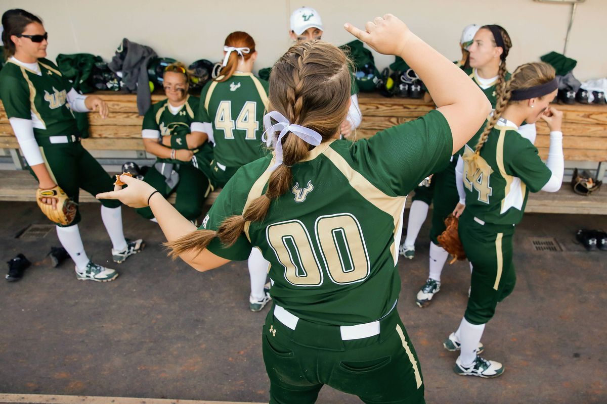 171 home runs were smacked out of the USF Softball Stadium in support of Meredith Bissette's fight against Chordoma.