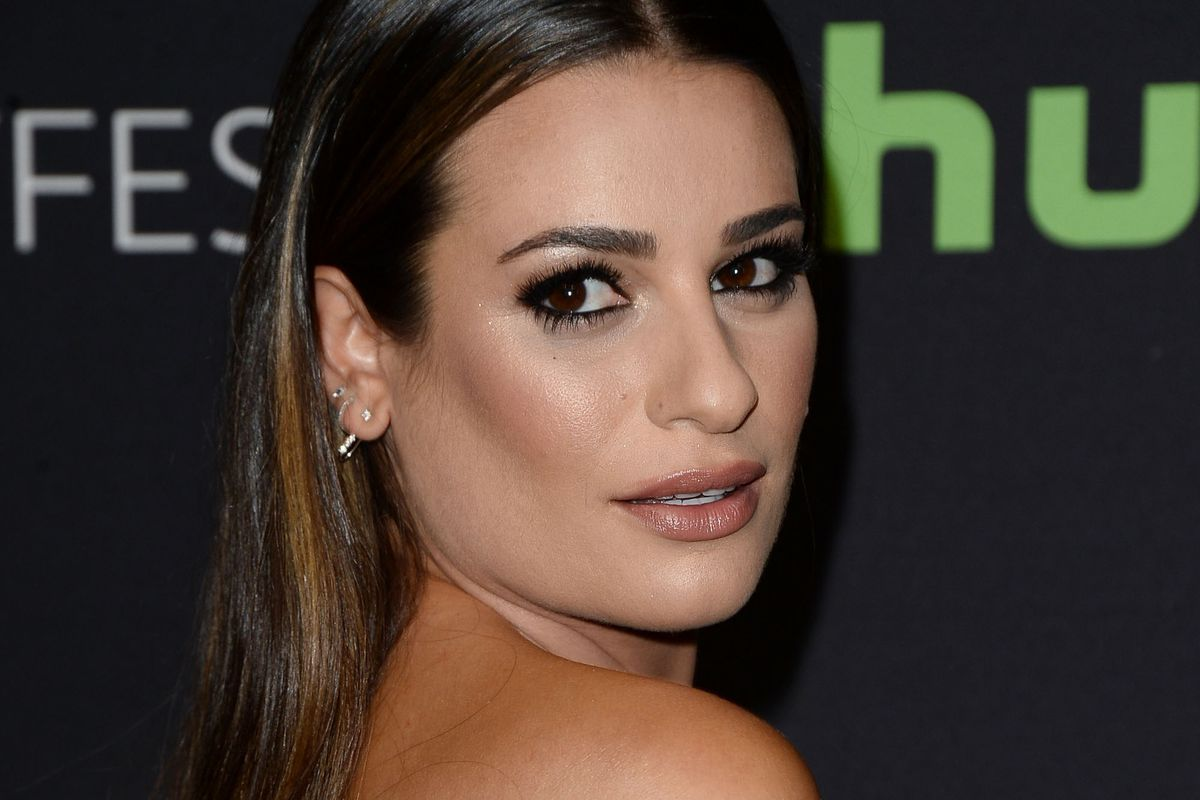 Lea Michele's Facialist Reveals the One Skincare Treatment