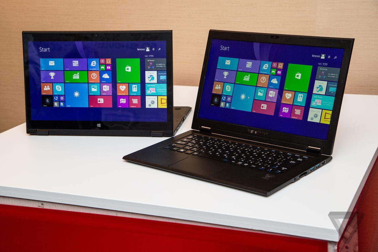 Windows laptop that looks like macbook 8