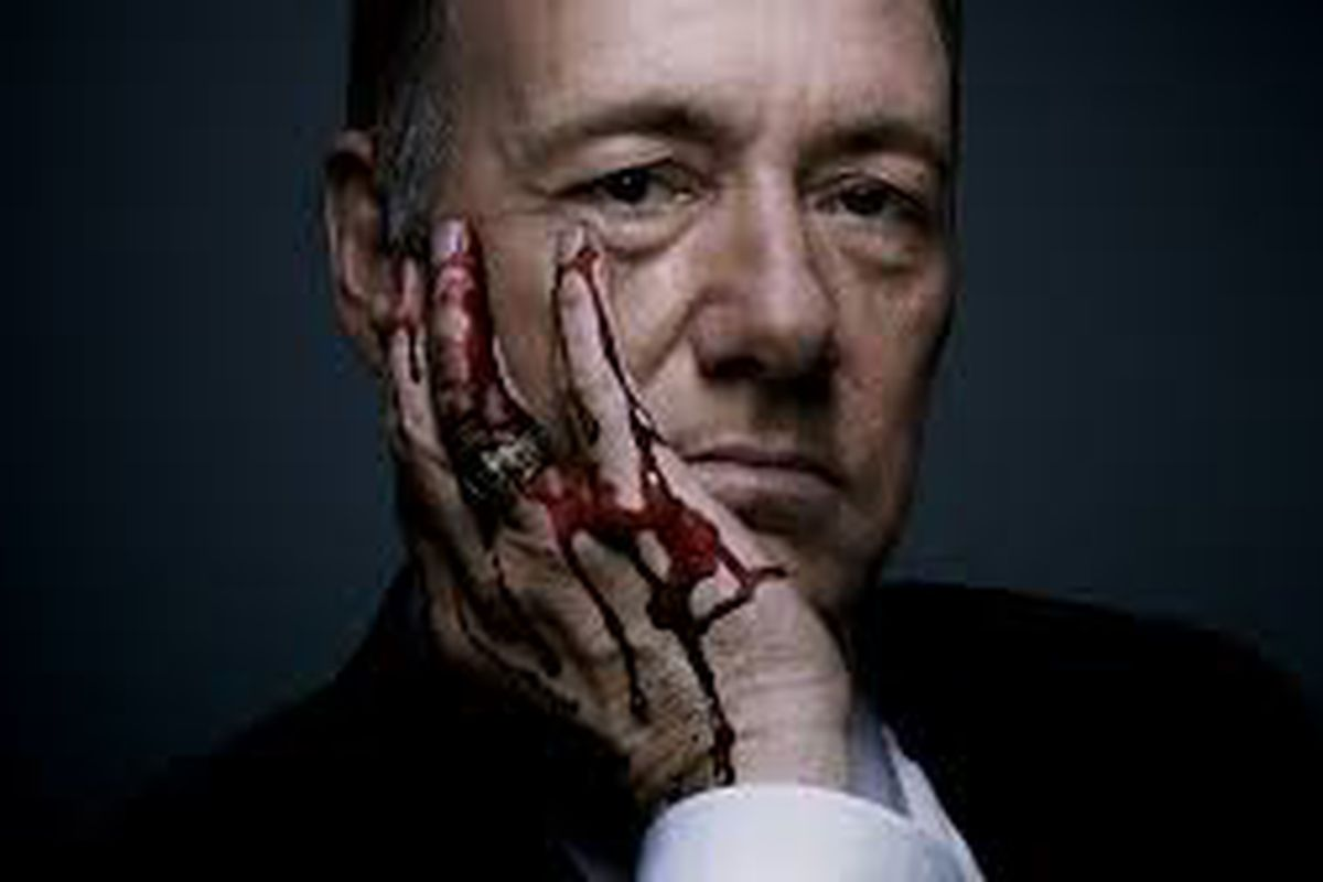 Kevin Spacey, what have you done to your hands?!