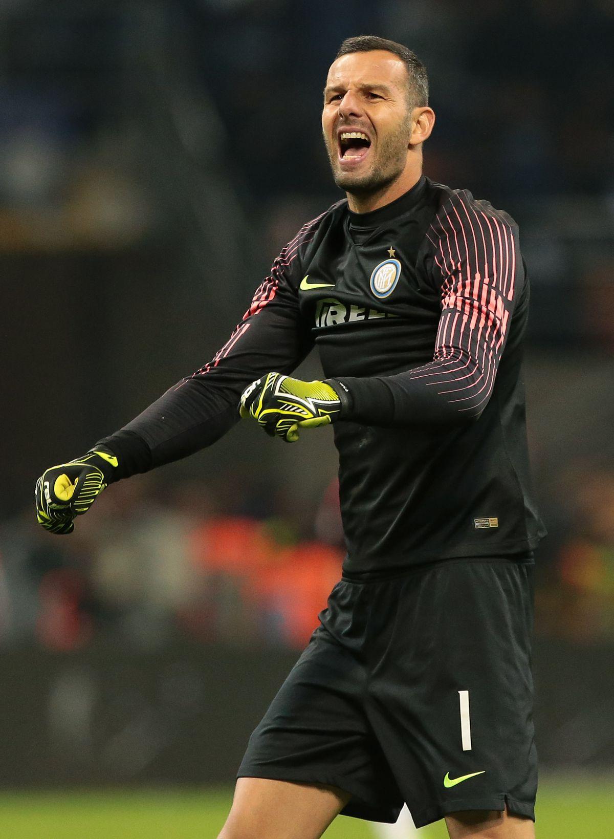 Samir Handanovic - FC Internazionale - Champions League