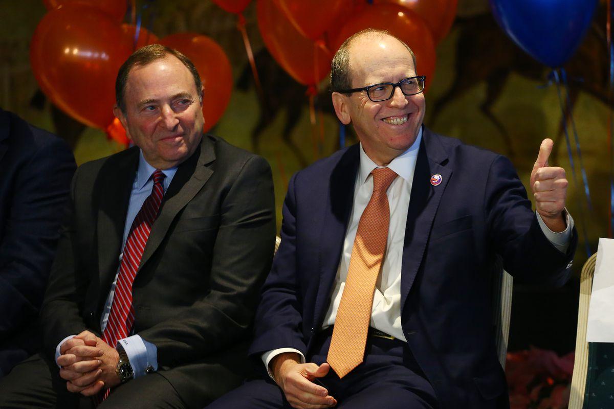 New York Islanders Granted Development In Belmont