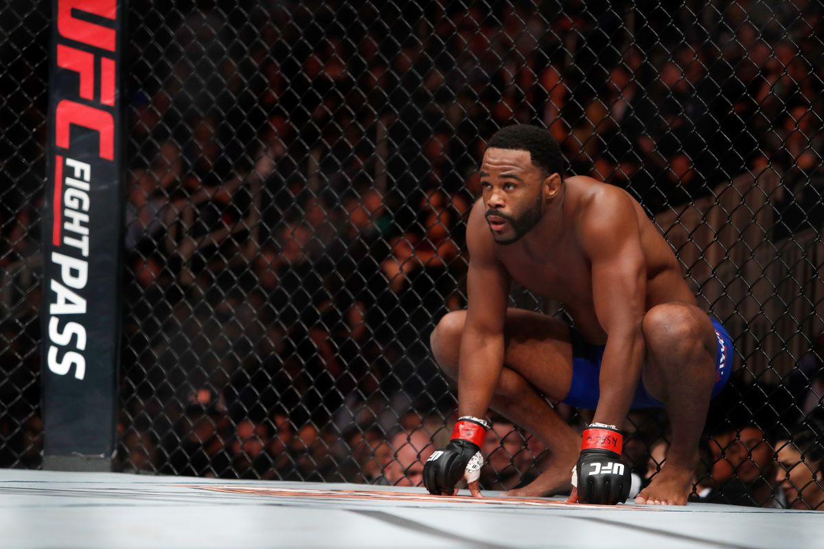 MMA veteran Rashad Evans to be inducted into UFC Hall of Fame