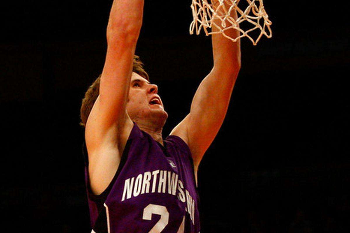 Will John Shurna's awkward dunking faces prevent him from getting the respect he deserves nationally?