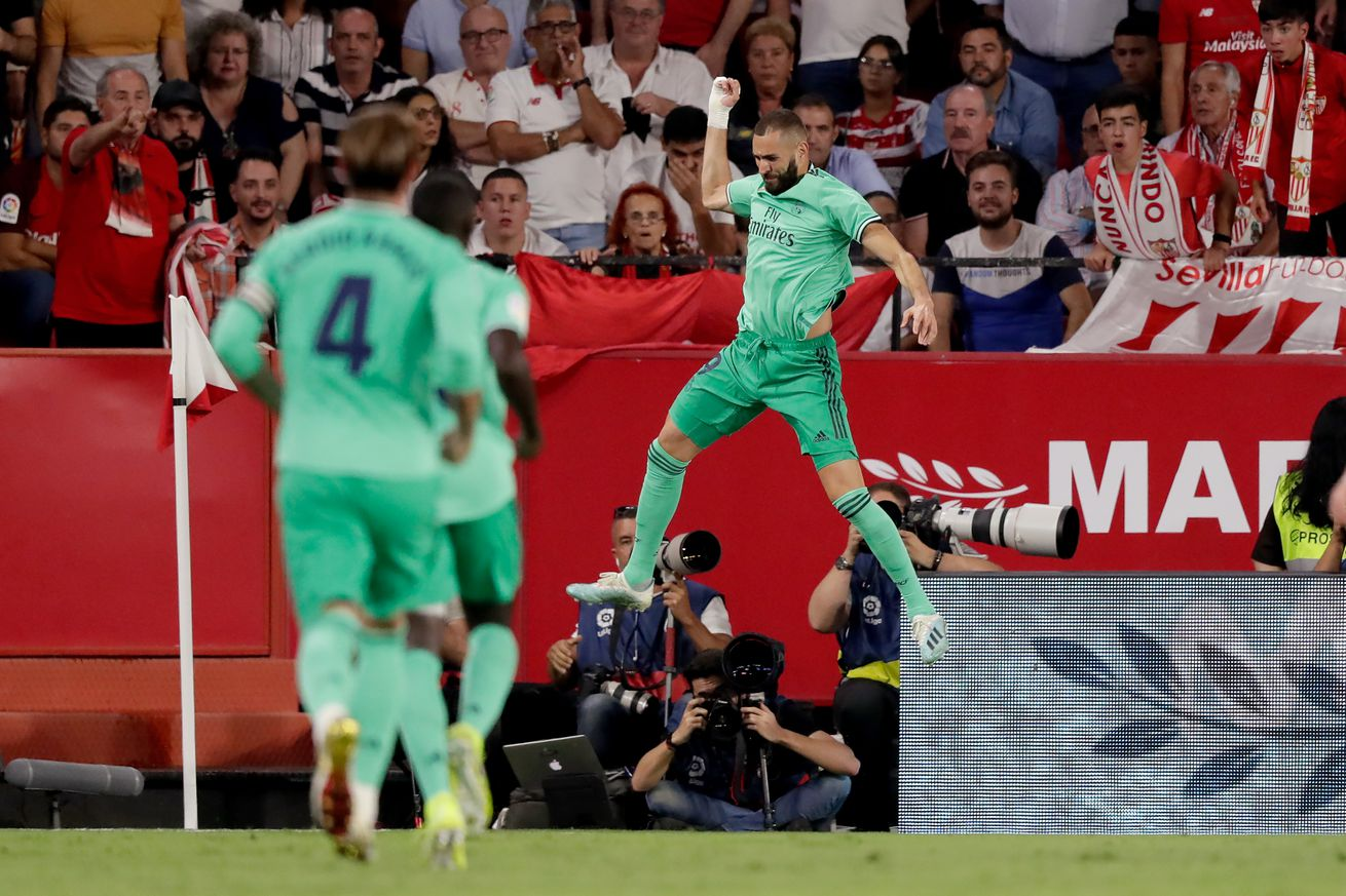 Real Madrid?Sevilla LaLiga 2019/20 Match Preview, Injuries/Suspensions, Potential XIs, Prediction