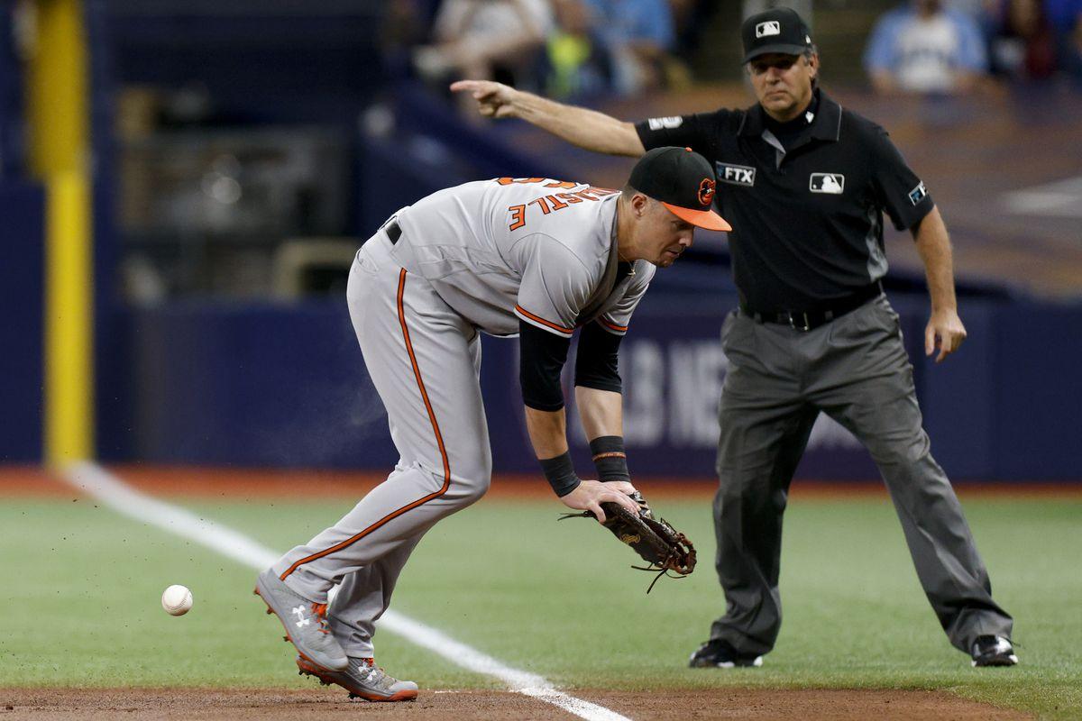 Baltimore Orioles v Tampa Bay Rays