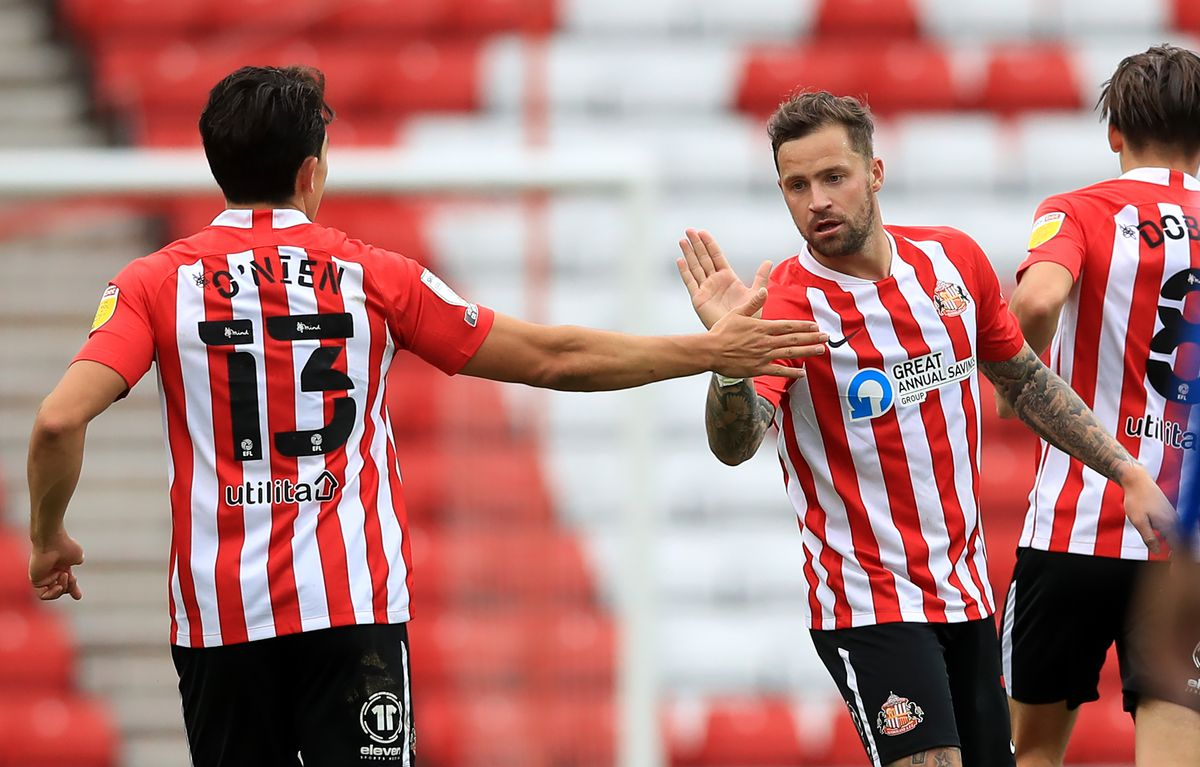 Sunderland v Bristol Rovers - Sky Bet League One - Stadium of Light
