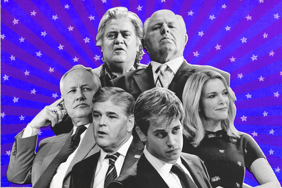 The Shocking Death and Grotesque Rebirth of Conservative Media - The