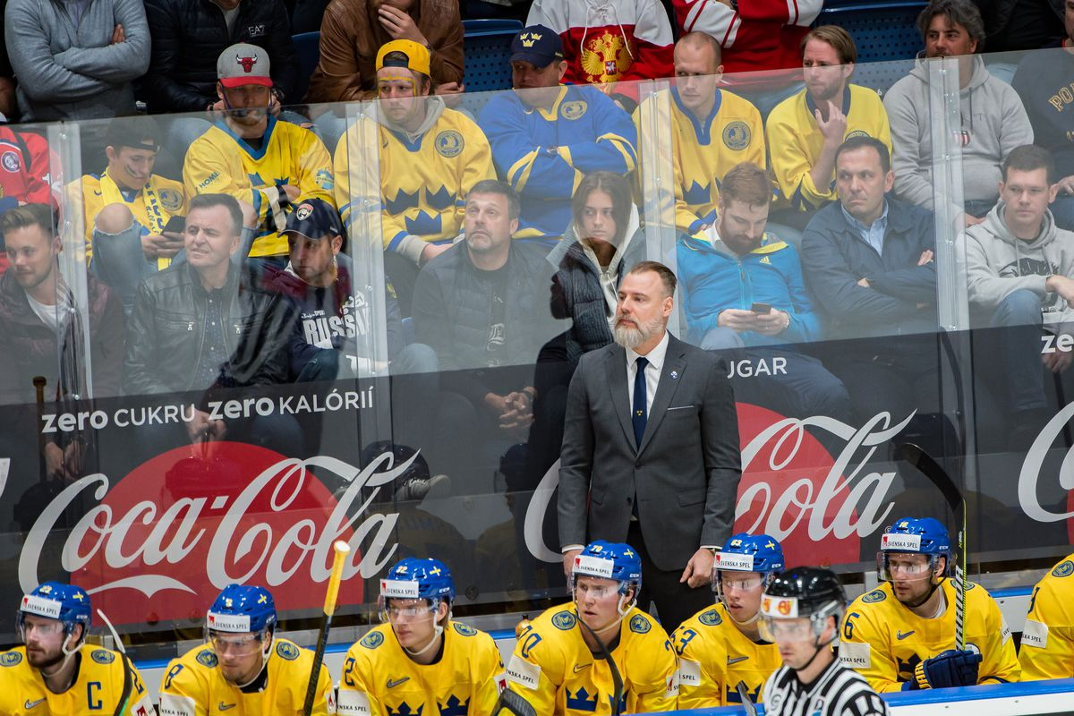 Sweden v Russia: Group B - 2019 IIHF Ice Hockey World Championship Slovakia