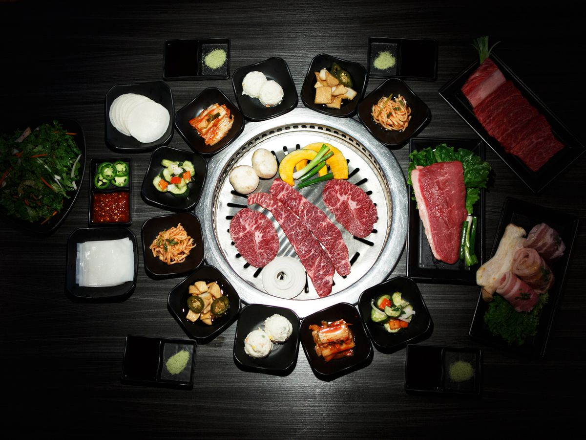15 Places To Find Korean Barbecue In Las Vegas Eater Vegas
