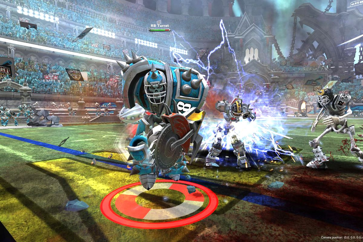 Mutant Football League kicks off the New Year with a