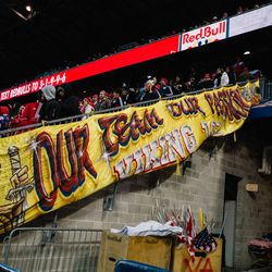 Banners out for MLS 2017