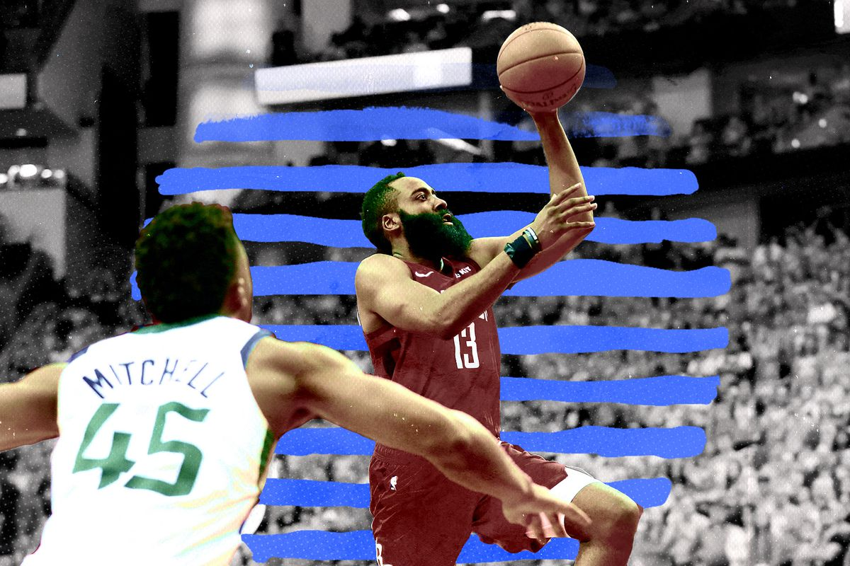 265bd1f1a2d7 Is James Harden beautiful  This is not a question about the beard. (The  answer to that one is maybe