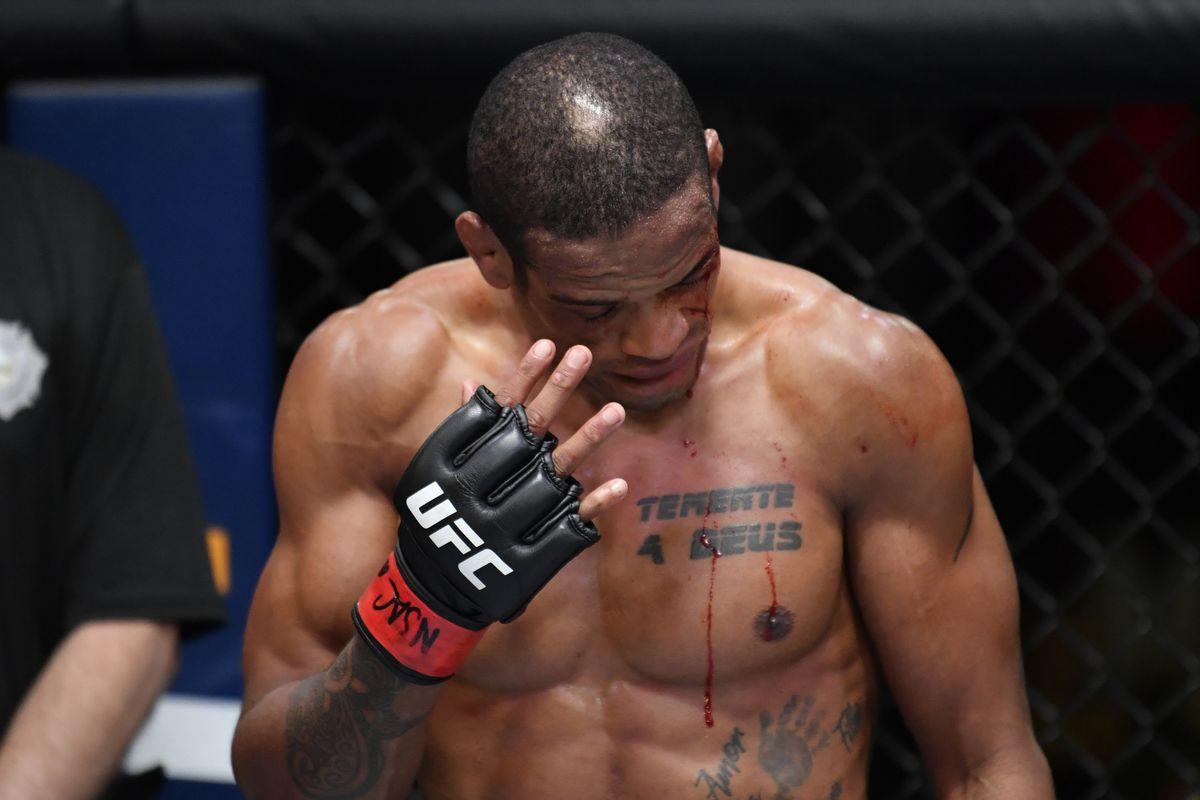 UFC Fight Night: Patrick v Jones